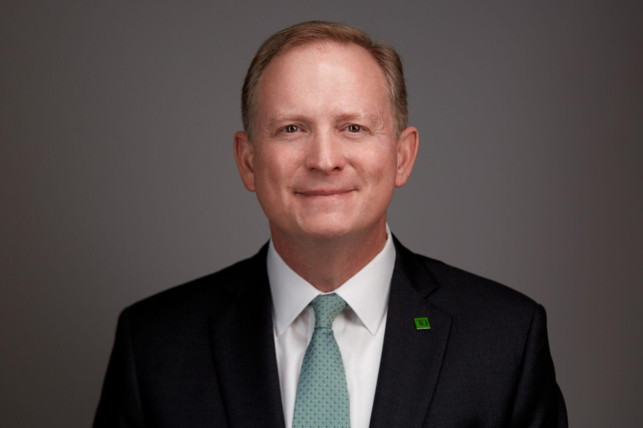 TD Bank Names Chris Fincher Regional Vice President