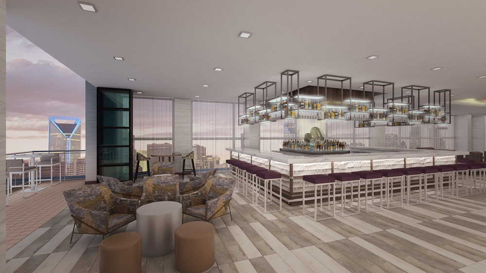 McKibbon Hospitality Announces Independent Rooftop Bar and Lounge Concept for Uptown Charlotte Hotel Tower