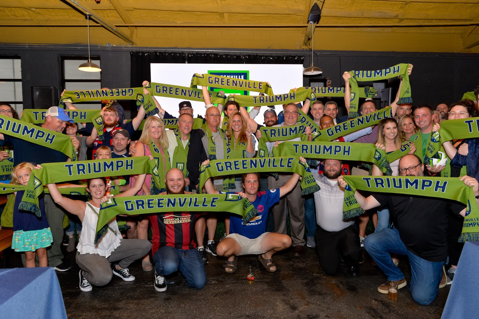 Greenville Pro Soccer Team To Be Called Greenville Triumph Soccer Club